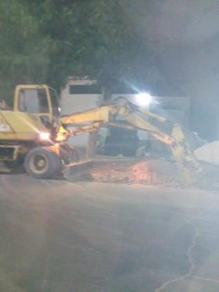 بدء أعمال توصيل الغاز الطبيعى لقرى مركز البلينا بمحافظة سوهاج