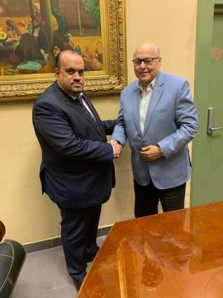 إيهاب إمام : المشروعات القومية والبنية التحتية عاملا جذب الإستثمارات الأجنبية لمصر