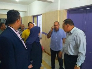 محافظ الشرقية يقيل مدير مستشفى منيا القمح المركزي
