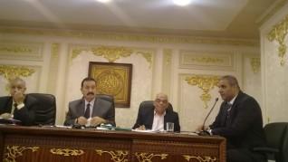الاقتراحات والشكاوي توافق علي طلب نائب سمالوط بشأن توصيل الصرف الصحي لمنطقة عرب الزينة