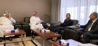 وزيرة الاستثمار تبحث مع الصندوق السعودي للتنمية دعم المرحلة الثانية من برنامج تنمية سيناء
