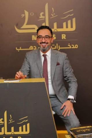 رجب حامد: السوق المصرية من الأسواق الواعدة والشعب المصري من الشعوب المحبة للذهب