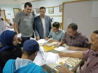 بالصور... جامعة المنيا تعلن عن الكشوف المبدئية لانتخابات الاتحادات الطلابية
