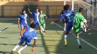 كيما 2001 يفوز على الهلال اليوم 3-1 فى دورى الناشئين