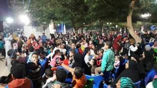 نادي المنيا الرياضى يقدم حفلا دينيا بمناسبة المولد النبوي الشريف