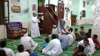 أوقاف مرسى علم تحيى ذكرى المولد النبوى الشريف