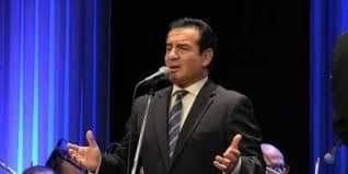 شبكة اعلام المرأة العربية تشيد بابداع المطرب محمد ثروت  فى  الليلة المحمدية
