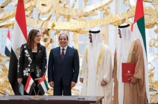 بن زايد: صندوق استثماري بين مصر والإمارات بقيمة 20 مليار دولار