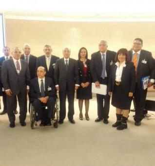 المشرف العام على القومي للإعاقة يستعرض جهود مصر في مجال الإعاقة أمام مؤتمر حقوق الإنسان بجنيف
