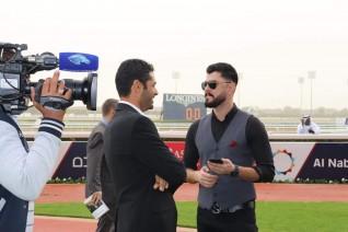 محمود طراف: الدراما العربية تنافس نظيرتها الأجنبية