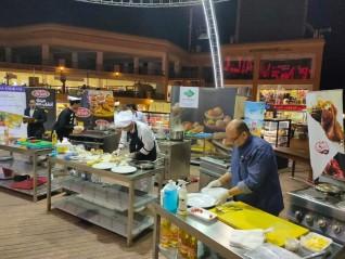 بالصور....أولي فعاليات مهرجان الطهاة بشرم الشيخ