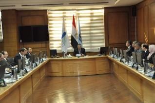 رئيس جامعة كفر الشيخ: تشجيع أعضاء هيئة التدريس على البحث العلمي التطبيقي