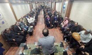 أمسية دينية وشعرية إحتفالا بالمولد النبوي بمقر حزب مستقبل وطن بالشرقية