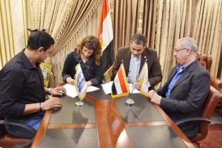 بالصور.. بروتوكول تعاون بين مؤسسة عدالة ومساندة وفوكس برودكشن لخدمة القطاع الطهوي في مصر