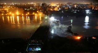 مقتل ستة في ثلاثة انفجارات منفصلة في بغداد
