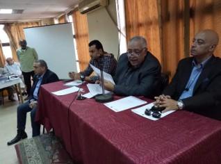 إنعقاد الجمعية العمومية للإتحاد المصري لكمال الأجسام