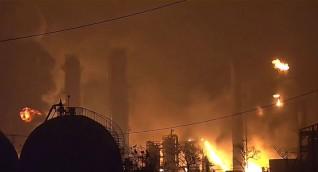 """السلطات الأمريكية تأمر بإجلاء 60 ألف شخص بعد انفجار """"هائل"""" بولاية تكساس"""