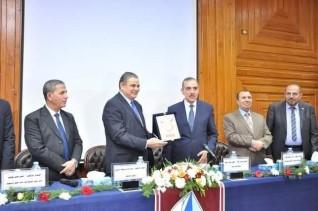 صيدلة كفرالشيخ تنظم المؤتمر العلمي السادس برعاية رئيس الجامعة