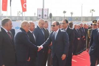 الرئيس السيسي يشيد بمجهودات الهيئة العربية للتصنيع  لتعميق التصنيع المحلي وتوطين التكنولوجيا