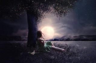 خواطر فتاة :لماذا الليل؟!