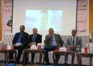 """إنطلاقا لتوجيهات الرئيس السيسي.. آداب المنصورة تدشن مبادرة """"مصر بحبها"""""""