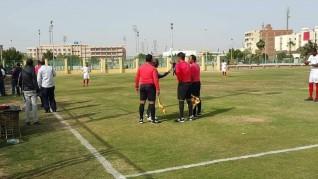 صبحى العمراوى حكمآ لمباراة أسوان و طنطا في كأس مصر
