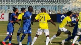 اليوم اسوان يفوز على طنطا 5-4 بركلات الترجيح  فى كأس مصر