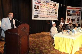 محافظ بني سويف يشهد فعاليات مؤتمر « لم الشمل »
