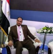 تكريم محمود عبد العزيز خلال احتفالية مركز السلام العالمي