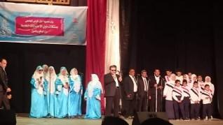 وفد الأزهر والكنيسة يشاركان مؤتمر التمكين الثقافي لذوى الاحتياجات الخاصة بالغربية