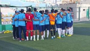 إقامة مباراة وادى النيل مع التحرير على ملعب الحصايا بالقسم الثالث