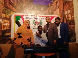مبادرة مصر والسودان ايد واحدة تستعد لإقامة إحتفالية « قلب واحد »