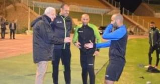 رئيس المقاولون يتواصل مع فرج عامر لحل أزمة محمد طلعت ودياً