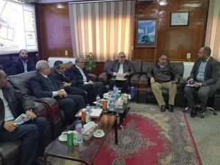وزير الإسكان يصل محافظة المنيا لتفقد عدد من المشروعات الخدمية