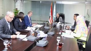 التعاون المصري الألماني في مجال ادارة المخلفات والتنوع البيولوجي