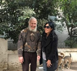 المطرب محمد التونسي والفنانة سماح منير ضيوف برنامج اسرار والنجوم