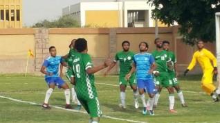 اليوم كيما اسوان يفوز على زهراء الاقصر 1-0 فى القسم الثالث