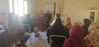 """ثقافة المنيا تناقش """"دور المرأه في حل مشاكل المجتمع الريفي """""""