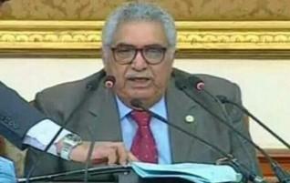 حزب الوفد باسوان ينعي فى وفاةالدكتور محمود السقا