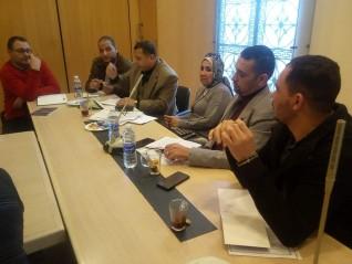 تفاصيل اجتماع شعبة البقالة بغرفة الاسكندرية مع  مسئولي  شركة الجملة