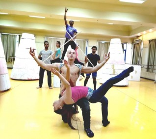 اخناتون .. غبار النور انتاج جديد للرقص الحديث فى الاوبرا