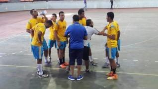 اليوم اسوان يفوز على طما فى بطولة الجمهورية لكرة اليد 28-24