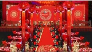 السلطات الصينية تحذر من إقامة حفلات الزفاف يوم 2فبراير