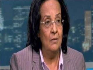 الكاتبة لميس جابر تستعد لتقديم برنامج علي قناة الحياة