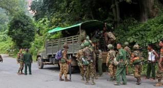 إصابة 19 طفلا على الأقل في قصف على مدرسة بولاية راخين في ميانمار