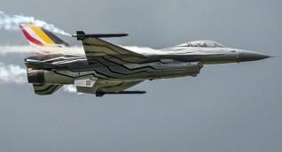 """سلاح الجو البلجيكي يعترض """"اللؤلؤة السوداء"""" الروسية"""