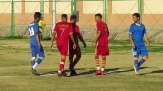 اليوم بالناشئين هلال اسوان يفوز على شبان اسنا 3-1 فى القسم الثالث