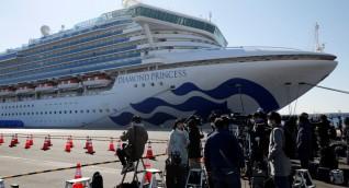وزارة الصحة اليابانية تكشف عمن يمكنه مغادرة السفينة المنكوبة بالفيروس