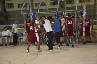 اليوم... أسوان فى ضيافة المنصورة بدورى كرة السلة رجال