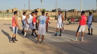 اليوم ...كيما أسوان يلتقى بلبيس فى دورى كرة السلة رجال